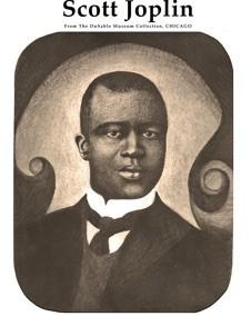 Scott Joplin Pencil Sketch - Dusable Museum
